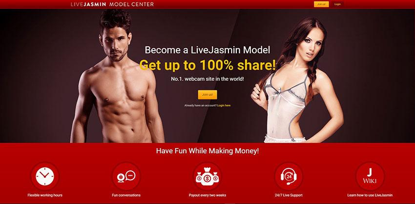 LiveJasmin Models
